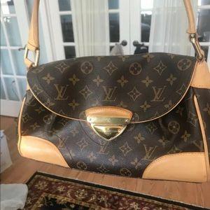 Louis Vuitton Bags - Beverly mono Louis Vuitton